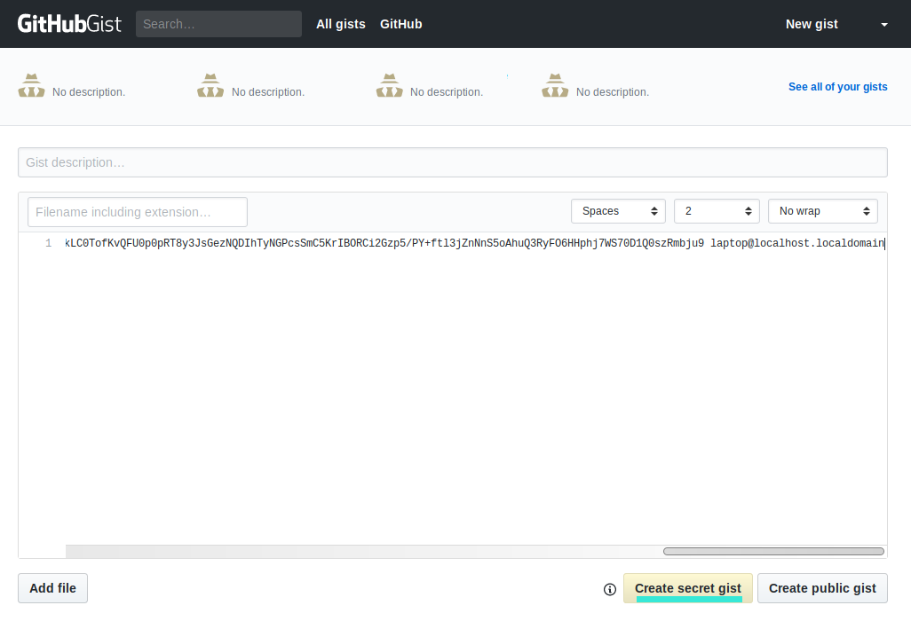 Recovering from a lost SSH key – Lamassu Support